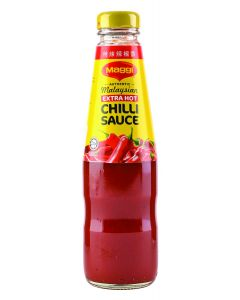 Maggi Extra Hot Chilli Sauce 320g