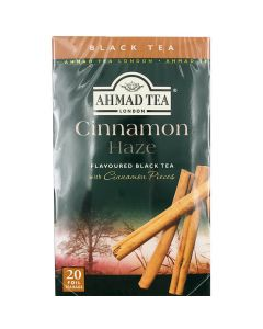 Picture of AHMAD TEA BLACK CINNAMON HAZE