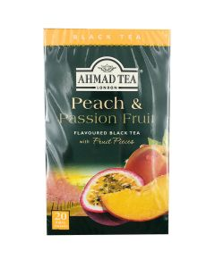 Picture of AHMAD TEA FRUITY PEACH