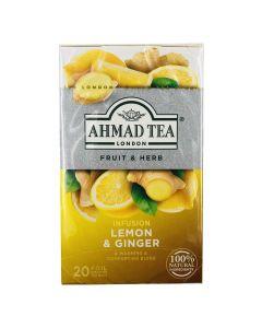 Picture of AHMAD TEA GINGER & LEMON
