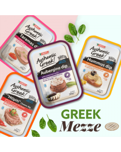 Picture of Authentic Greek Dip Mezze Collection