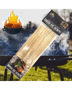 Bamboo BBQ Skewers Sticks (150)