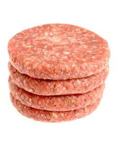 Picture of BEEF BURGERS (4)
