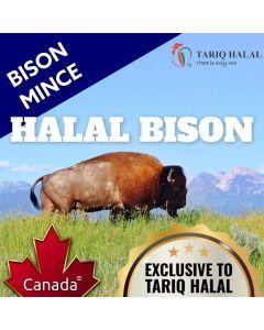 Bison Mince (500g)