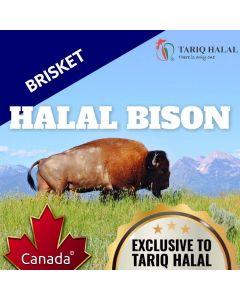 Bison Brisket (200g)