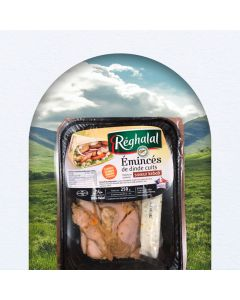 Picture of Cooked Turkey Kebab Meat (250g)