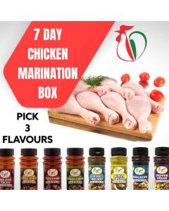 Picture of DIY Chicken Marination Lockdown Box
