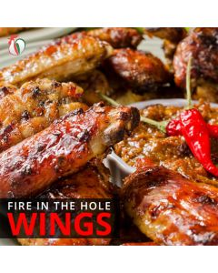 Picture of FIRE IN THE HOLE WINGS
