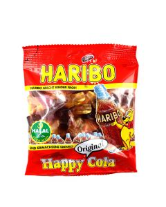 Picture of Haribo Cola Bag (Halal)