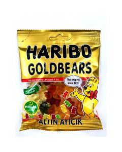 Picture of Haribo Gold Bears (Halal)