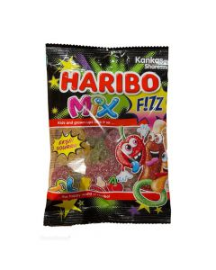 Picture of Haribo Mix Fizz  (Halal)