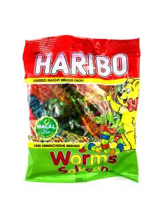 Picture of Haribo Worms Bag (Halal)