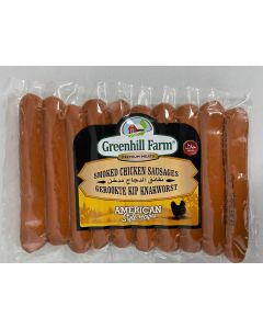 Chicken Smoked Sausages