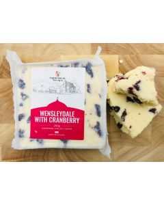 Picture of Wensleydale with Cranberry (200g)