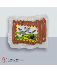Picture of Istanbul Hot Chicken Sosis 400g