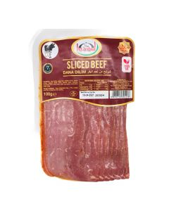 Picture of Istanbul Sliced Beef 100g