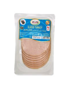 Picture of Istanbul Sliced Turkey Breast 130g