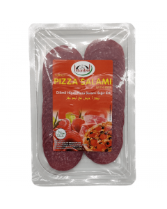 Picture of Istanbul Turkey Pizza Salami WBeef