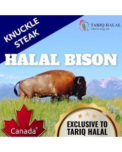 Bison Knuckle Steak (200g)