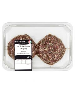 Picture of Lamb Burgers (454g) Pre Packed