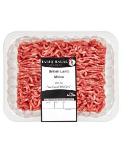 Picture of Lamb Mince 20% lean (500g) Pre Packed