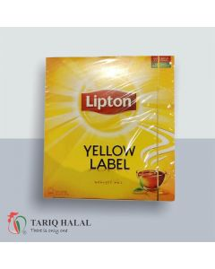 Picture of Lipton Yellow Label Tea 100bags