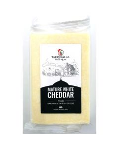 Picture of Mature White Cheddar (400g)