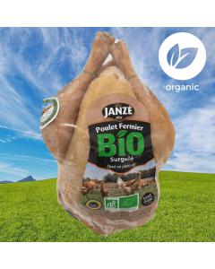 Organic Frozen Chicken Whole ( 1.7 - 1.9 kg )