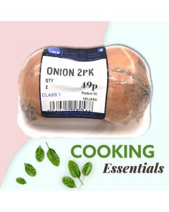 Onion ( 2pcs)