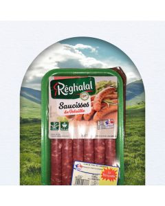 Picture of Poultry Sausages (6 pieces) 300g