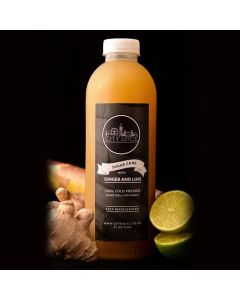 Picture of Pure Sugar Cane Juice with Ginger & Lime (1L)