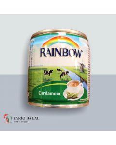 Picture of Rainbow Evaporated Milk Cardamom 170g