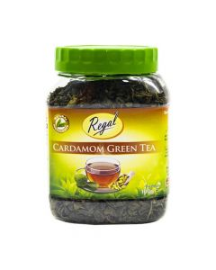 Picture of Regal Cardamom Green Tea (Jar) 100g