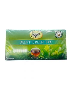 Picture of Regal Mint Green Tea