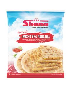 Picture of Shana Homestyle Mixed Veg Paratha