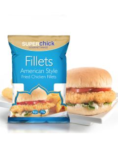 Picture of SUPERCHICK AMERICAN STYLE FILLET BURGER