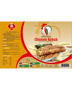 Picture of Tariq Halal Chicken Kebab (10 pack)