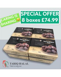 Picture of Tariq Halal Palestinian Natural Medjool Dates (Special Offer)