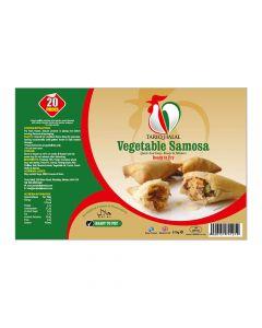 Picture of Tariq Halal Vegetable Samosa