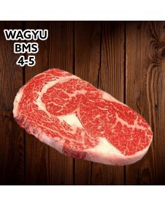 Wagyu Ribeye Steak (300g) BMS 4-5