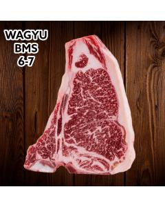 Wagyu T-Bone Steak (900g) BMS 6-7