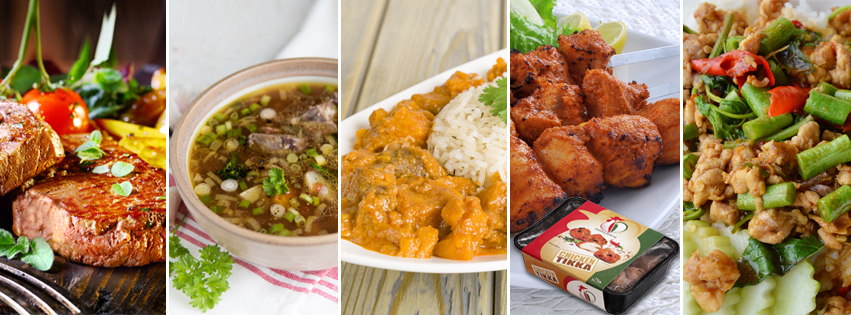 Five Halal Dishes You Must Try….
