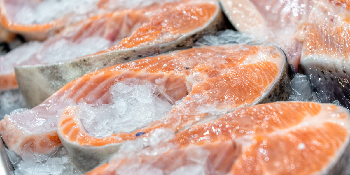 What Temperature Should Frozen Food be Delivered at?